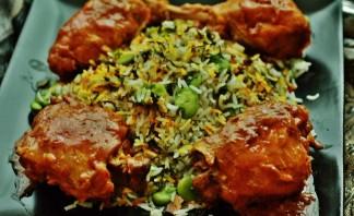 Куриные кусочки в томатном соусе - фото шаг 4