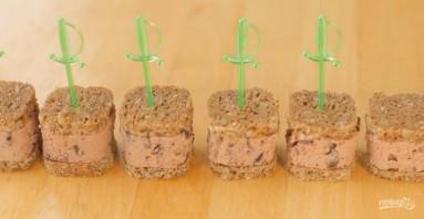 4 вида простых канапе - фото шаг 3