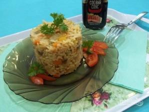 Вкусный рис с овощами - фото шаг 6