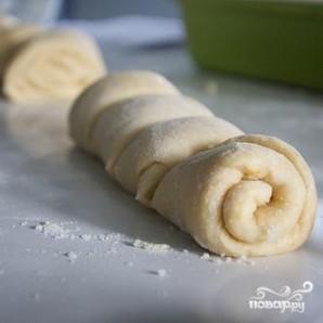 Лимонные булочки с глазурью - фото шаг 6