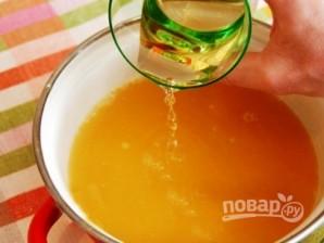 Брокколи в апельсиновом соусе - фото шаг 5