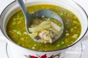 Суп из сардины - фото шаг 7