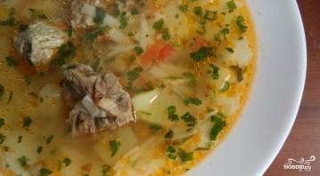 Суп с вермишелью и картошкой - фото шаг 5