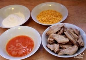 Острые крылья KFC - фото шаг 3