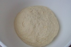 Хлеб с зеленью - фото шаг 1