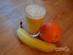 Банановый сок - фото шаг 6