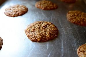 Печенье из овсянки - фото шаг 8