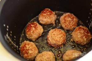 Мясо под соусом в мультиварке - фото шаг 3