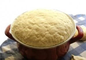 Тесто на пирожки с картошкой - фото шаг 1
