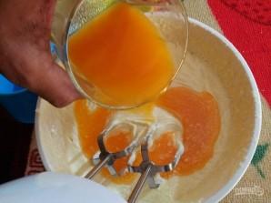 Легкий апельсиновый кекс - фото шаг 3