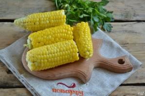 Запеченная кукуруза в мультиварке - фото шаг 3