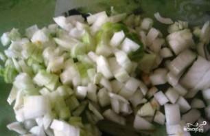 Картофельная запеканка с кабачками - фото шаг 3