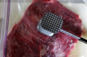 Мясо для шаурмы - фото шаг 1