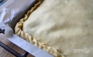 Лимонный пирог из дрожжевого теста - фото шаг 16