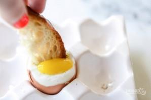 Вареные яйца всмятку - фото шаг 4