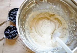 Песочный пирог с черникой - фото шаг 5