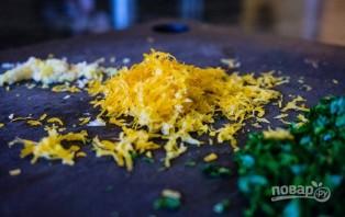 Жаренная на сковороде форель - фото шаг 5