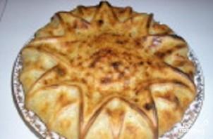 Домашний хлеб с луком - фото шаг 4