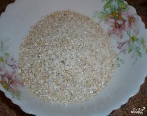 Овсяно-яблочное печенье - фото шаг 1