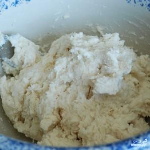 Песочное печенье с ежевикой и взбитыми сливками - фото шаг 5