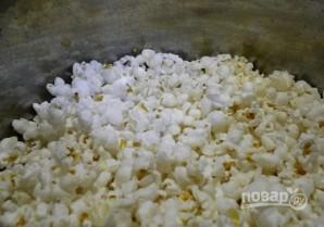 Попкорн с арахисовым маслом - фото шаг 2
