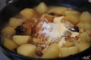 Картофельный цимес - фото шаг 6