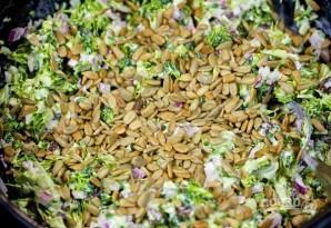 Салат с бальзамическим уксусом - фото шаг 9