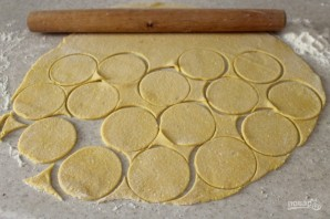 Творожное печенье без масла и маргарина - фото шаг 4