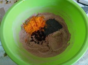 Шоколадные бискотти - фото шаг 3