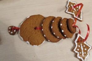 Рождественское печенье с корицей - фото шаг 6