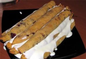 """Торт """"Дрова под снегом"""" - фото шаг 8"""