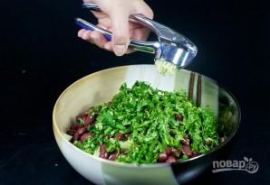 Салат на быструю руку - фото шаг 6