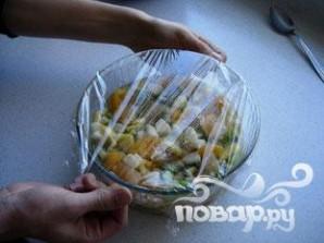 Фруктовый салат - фото шаг 2