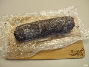 Сладкая колбаска - фото шаг 8