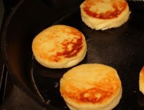 Блинчики из картофельного пюре  - фото шаг 10