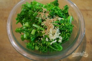 Овощи по-корейски - фото шаг 5