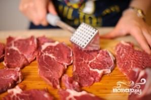 Бефстроганов из говядины - фото шаг 1