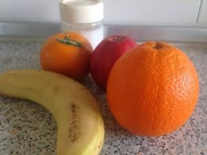 Салат из бананов и апельсинов - фото шаг 1