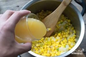 Кукурузный суп-пюре - фото шаг 9