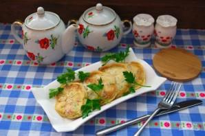 Лепешки на завтрак - фото шаг 7