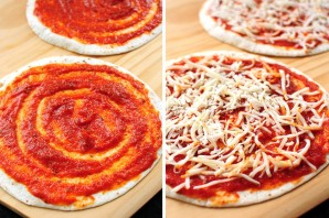 Простая пицца - фото шаг 2