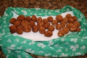 Картошка (десерт) - фото шаг 6