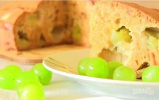 Пирог на молоке - фото шаг 6
