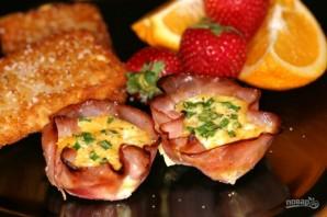 Ветчина на завтрак - фото шаг 9