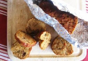 Вегетарианская колбаса в домашних условиях - фото шаг 4