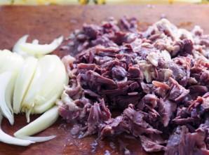 Солянка из баранины   - фото шаг 2