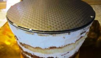 "Торт ""Корзина"" - фото шаг 16"