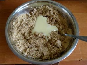 Конфеты из печенья - фото шаг 2