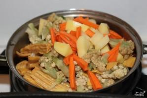 Овощи по-французски - фото шаг 2