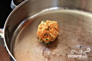Куриные грудки с картофельными оладьями и чатни - фото шаг 4